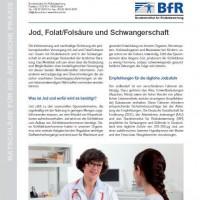 BfR-Schangerschaft